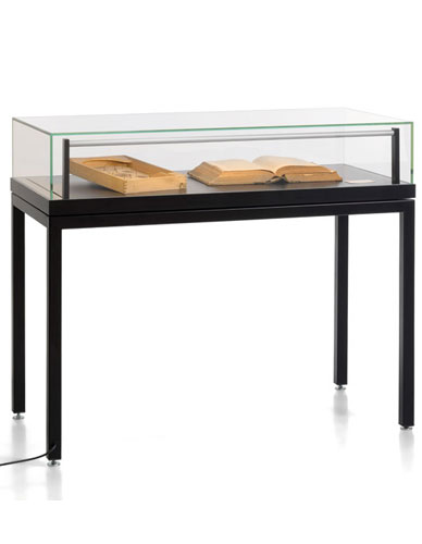 Vitrine table ExpoProtect