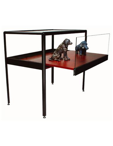 Table Showcase Prestige Sliding Drawer