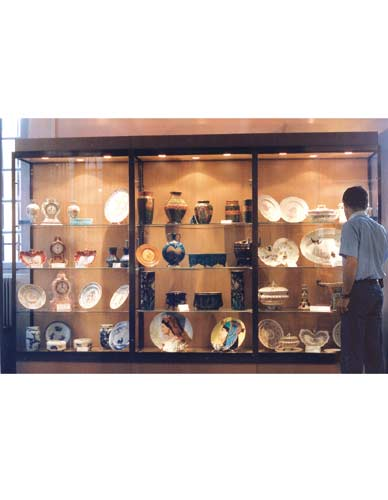 Cabinet Showcase Double or Triple Harmonie
