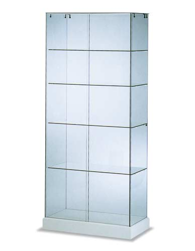 Vitrine armoire tout verre