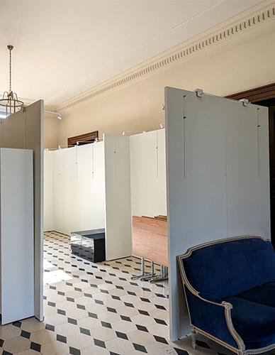 Cimaise Exposium
