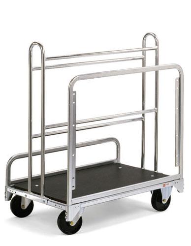 Chariot de transport pour grille