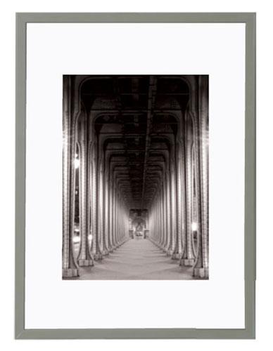 Aluminium frame anti-reflection