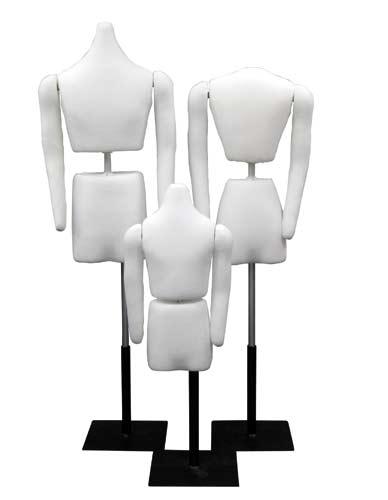 Mannequin Ethafoam® qualité conservation
