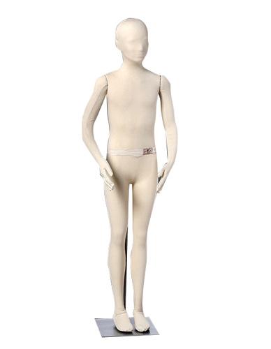 Mannequin flexible de conservation enfant et adolescent