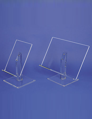 Lutrin de table en plexi