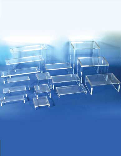 Plexi tray bridge