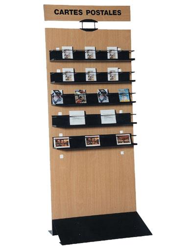 Panneau cartes-postales Promuseum