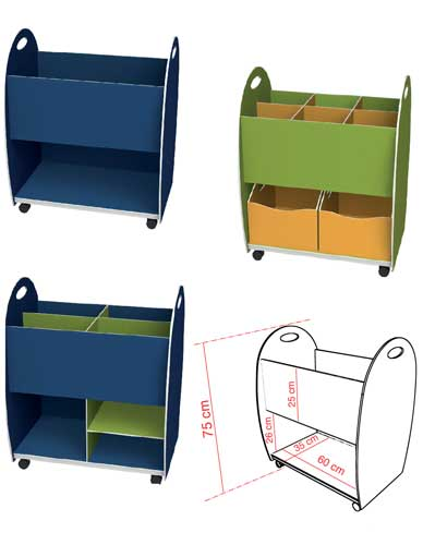 Shop Furniture for children