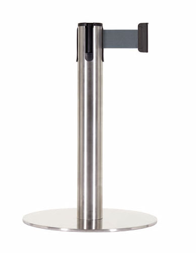 Stainless steel pole dispenser