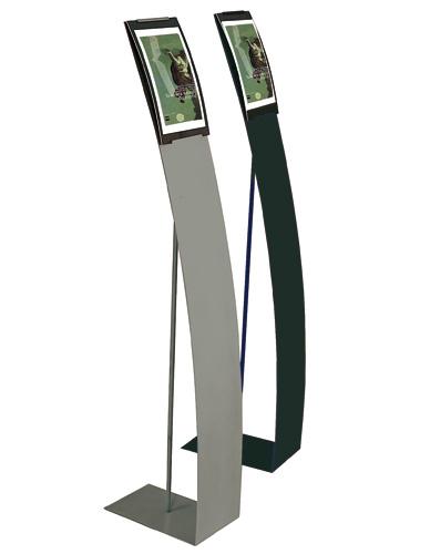 Présentoir Arco largeur 24 cm et accessoires