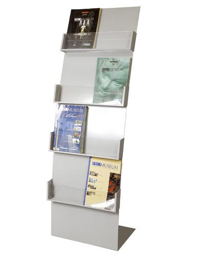 Présentoir Arco largeur 48 cm et accessoires