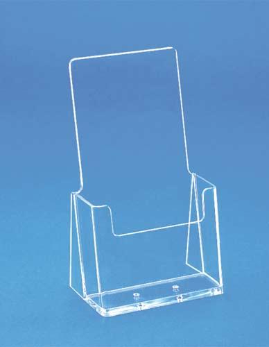 Distributeur transparent de comptoir A4 à 1/3 A4