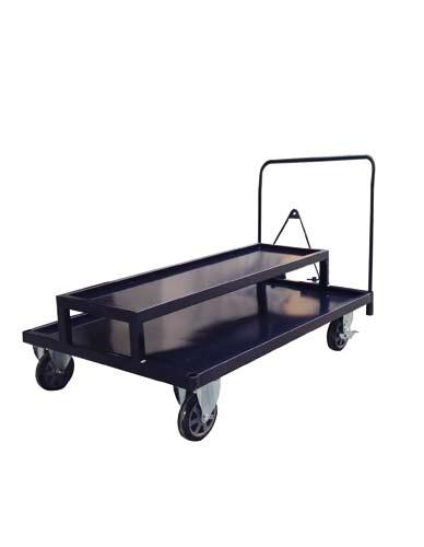 Chariot de transport de poteau