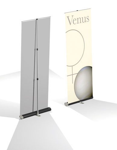 Banner holder Venus