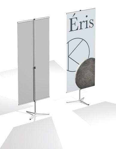 Banner holder Eris