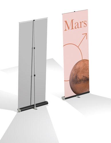 Enrouleur Mono lé Mars