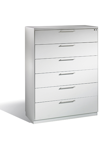 Cabinet with drawers for CD DVD
