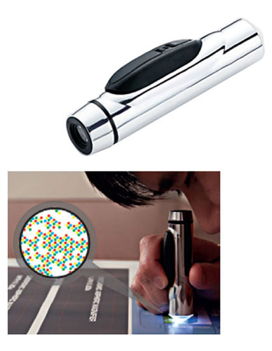 Mini microscope LED
