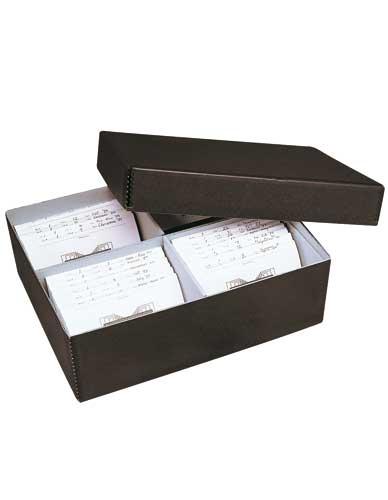 Boîte à compartiments photos Pbox-A