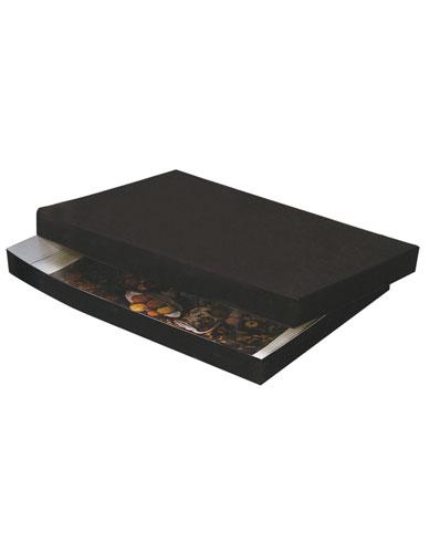 Boîte en carton compact bi-face Pbox-A