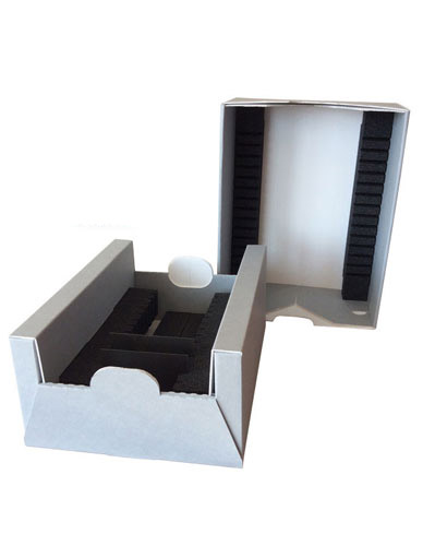 Box for glass plates Pbox-C