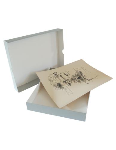 Graphic Arts Box Pbox-C