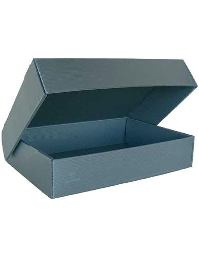 Boîte à couvercle séparé