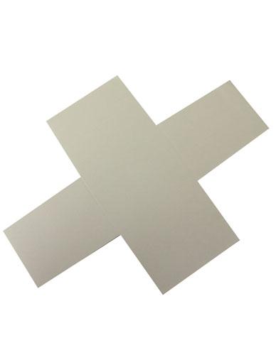 4 flap folder for glass plates