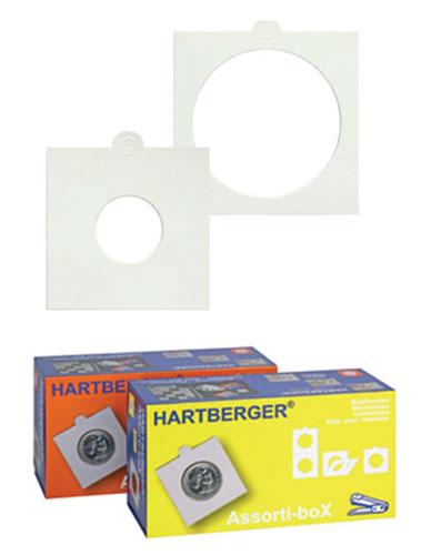 Etuis numismatiques Hartberger®