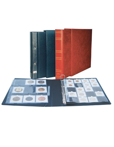 Individual coin case