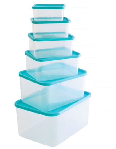 Polypropylene container box