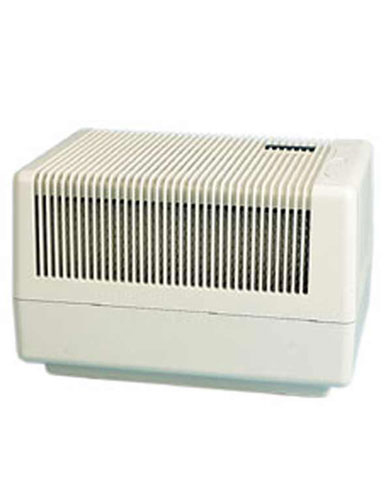 Compact air humidifier