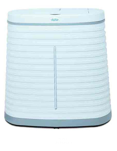 Evaporative air humidifier