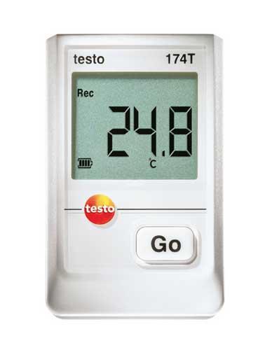 Mini enregistreur de température