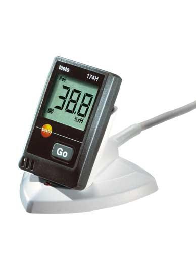 Mini Enregistreur de température et d'humidité