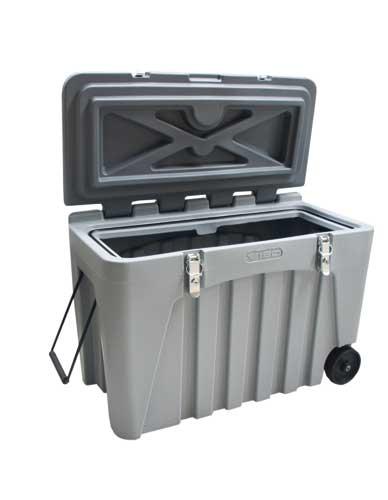 Waterproof transport case