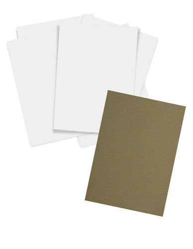 Permanent paper for preservation and archiving