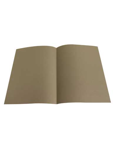 Permanent paper folders