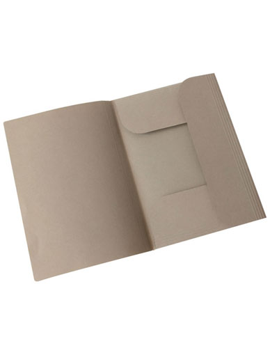 Folder 3 flaps