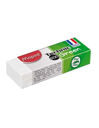 PVC free eraser