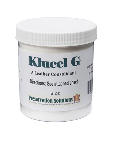 Klucel G powder glue without conservative agent