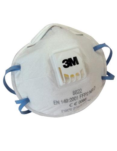 Masque à poussière 3M