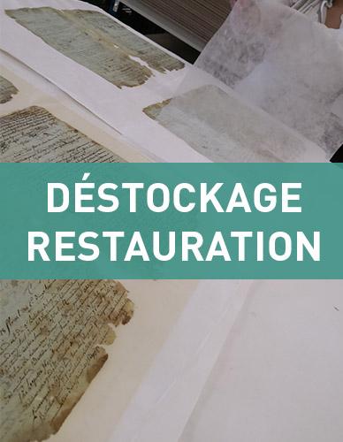 Promotion sur le matériel de restauration